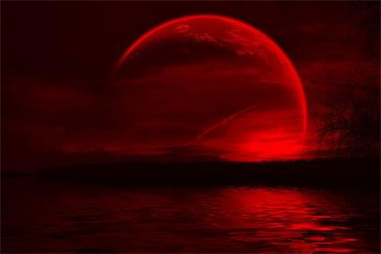 Fanfic / Fanfiction O Amor da Lua - Capítulo 5 - Lua de sangue