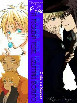 Fanfic / Fanfiction O Cão e a Rapoza. - Capítulo 5 - A pequena peste, Uzumaki Boruto!