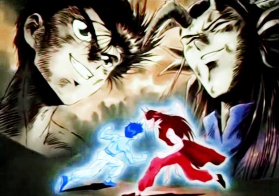 Fanfic / Fanfiction O Retorno ao Makai - Capítulo 16 - A Batalha Final