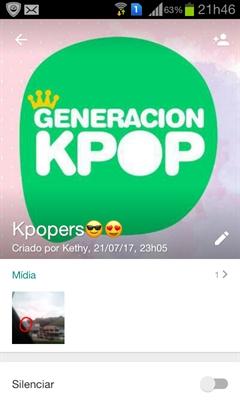 Fanfic / Fanfiction Pequenos imagines (kpop-boyband) - Capítulo 6 - Grupo no WhatsApp