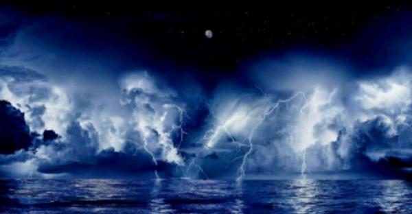 Fanfic / Fanfiction Poderes Da Juventude - Capítulo 7 - Trovões, relâmpagos e tempestades de raios
