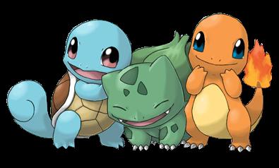 Fanfic / Fanfiction Pokémon Red & Green - Aventuras em Kanto - Capítulo 1 - #1 - O começo e os iniciais