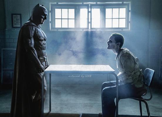 Fanfic / Fanfiction Prazer, a filha do batman - Capítulo 11 - Interrogatório