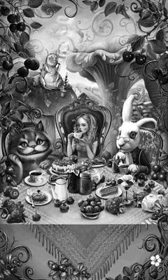 Fanfic / Fanfiction Prey in Wonderland- Fanfic Interativa - Capítulo 3 - Prólogo- 2 Parte
