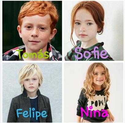 Fanfic / Fanfiction Príncipe encantado - Riarkle - Capítulo 6 - Sofie, Tomás, Felipe e Nina