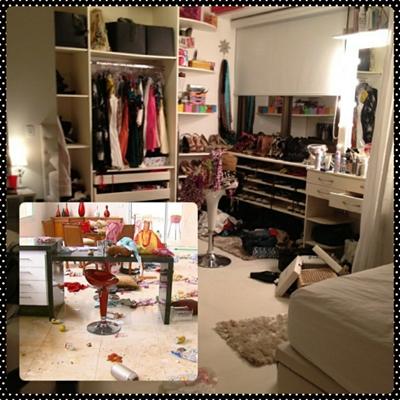 Fanfic / Fanfiction Problematic Convivence - Capítulo 8 - Messy Apartament!