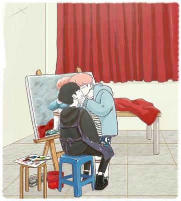 Fanfic / Fanfiction Problemático (Jikook) - Capítulo 11 - Eu gosto de ti.