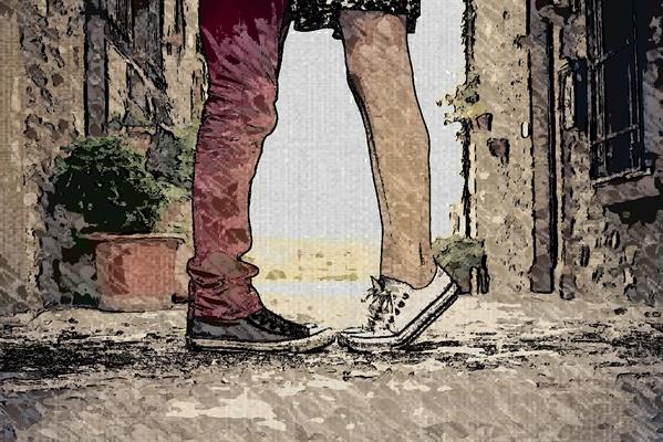 Fanfic / Fanfiction Psicopata - Capítulo 11 - Sou sua namorada?