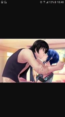 Fanfic / Fanfiction Quer ser meu player 2? - Capítulo 4 - O beijo