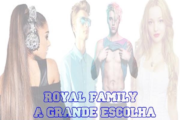 Fanfic / Fanfiction Royal Family - A grande escolha - Capítulo 14 - I Got Power?