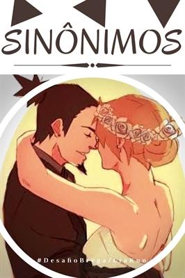 Fanfic / Fanfiction Sinônimos - Capítulo 1 - Sinônimos