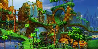 Fanfic / Fanfiction Sonic Generations - A História - Capítulo 2 - Era Clássica parte 1 ( Green Hill Zone)