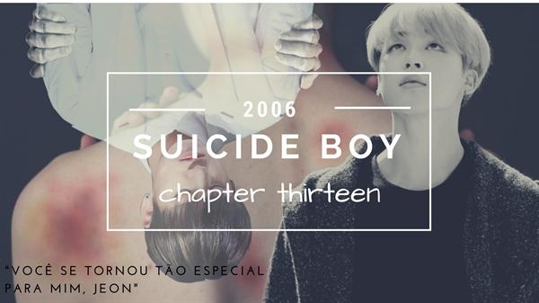 Fanfic / Fanfiction Suicide boy - Capítulo 13 - The one who paints