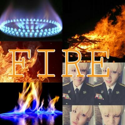 Fanfic / Fanfiction Sequestro Imagine Yoongi - Capítulo 6 - Fire