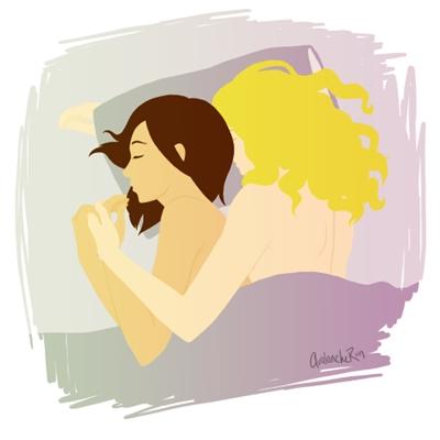 Fanfic / Fanfiction Te vejo, te sinto e te desejo - Capítulo 9 - Uma noite