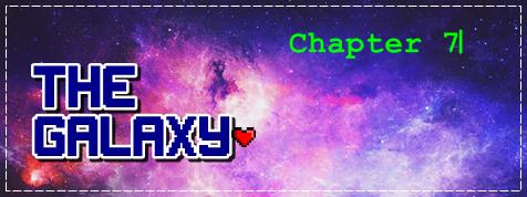 Fanfic / Fanfiction The Galaxy - Capítulo 7 - Alienígena.