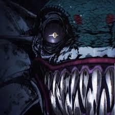 Fanfic / Fanfiction 少年ドラゴンの生活;The Life of a Dragon-Boy - Capítulo 3 - O ataque de Deep Sea King (Ninguem liga pra esse cara)