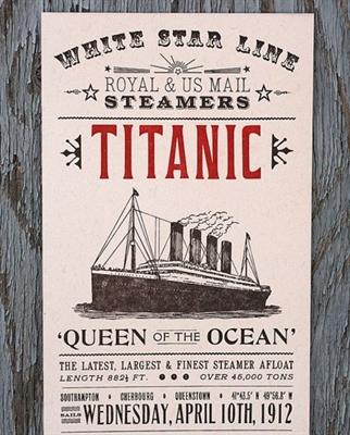Fanfic / Fanfiction The Ship of Dreams - Capítulo 1 - Um mudança de vida