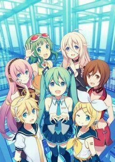 Fanfic / Fanfiction Vocaloid in High Music - Capítulo 2 - O Último Romântico