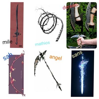 Fanfic / Fanfiction Word of Sword ~2ª Temporada - Capítulo 7 - Agr o bixo pega (parte 2)