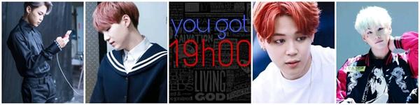 Fanfic / Fanfiction You got a message — Yoomin - Capítulo 2 - 19h00m