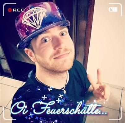 Fanfic / Fanfiction Youtubers no BIG BROTHER! - Capítulo 3 - Oi Feuerschütte...