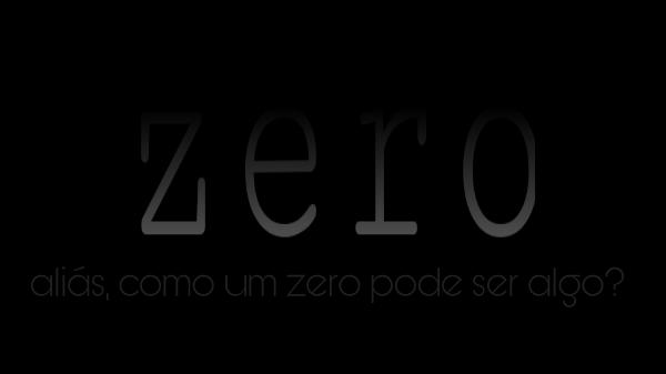 Fanfic / Fanfiction Zero - Capítulo 1 - É sem volta.