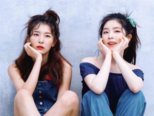 Fanfic / Fanfiction Be mine,Seulgi - Capítulo 2 - 1st