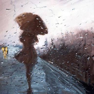 Fanfic / Fanfiction Black feathers - Capítulo 2 - Keep raining