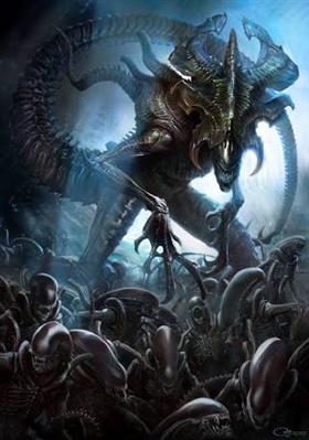 Fanfic / Fanfiction Dc e marvel herois unidos( interativa) - Capítulo 13 - King Alien