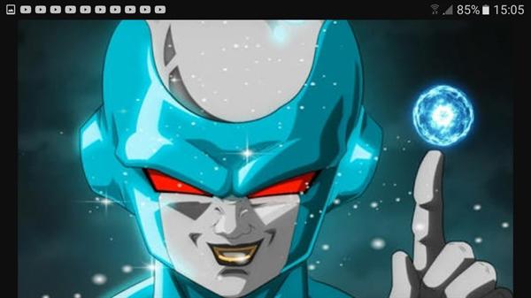 Fanfic / Fanfiction Dragon ball super - Capítulo 4 - A transformação Freeza blue