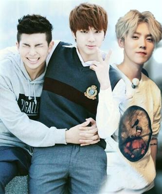 "Fanfic / Fanfiction I need u boy... -Jikook,Namjin, Taeyoonseok ... - Capítulo 161 - ""ELES SÃO...."""