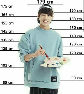 Fanfic / Fanfiction ♡Imagines BTS♡ - Capítulo 272 - Meça sua altura com JK