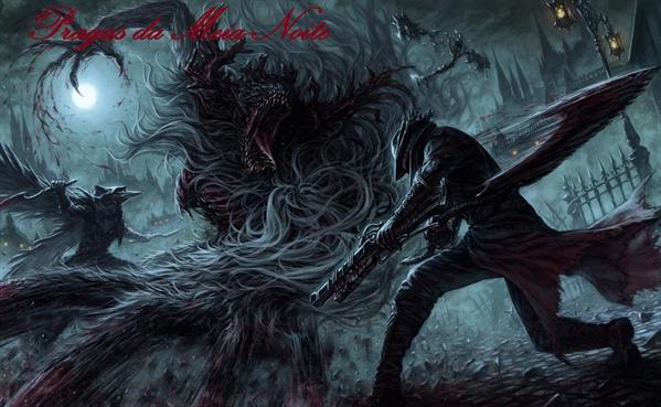 Fanfic / Fanfiction Pragas da Meia Noite - Capítulo 2 - Sonhos de Tormenta