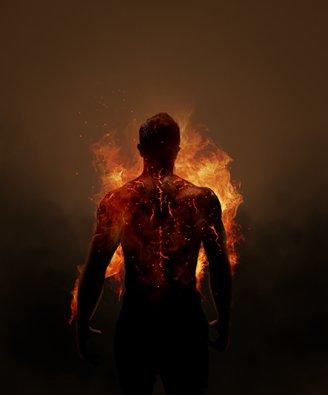 Fanfic / Fanfiction Stydia- entre a vida e a morte. - Capítulo 3 - O cão do inferno