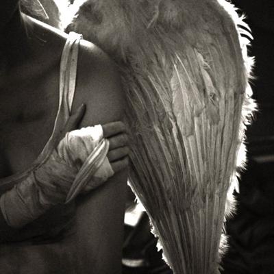 Fanfic / Fanfiction A Anja e o Demônio - Capítulo 6 - Liberdade