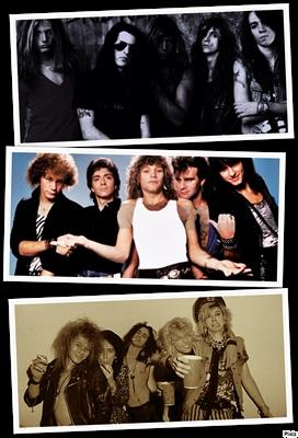 Fanfic / Fanfiction A luz que Mudou a Vida de Uns Rock Star completamente - Capítulo 15 - Encontro De Estrela e Bon Jovi com o resto da Banda