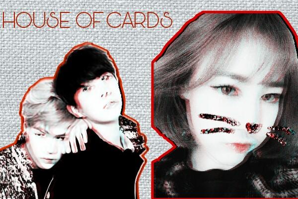 Fanfic / Fanfiction Blood, Sweat Tears ( Hiatus ) - Capítulo 5 - House Of Cards