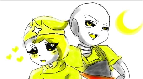 Fanfic / Fanfiction Hate! Nix - Capítulo 4 - O desenho de Star e Bang sans