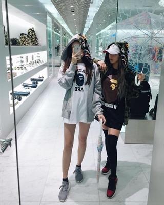 Fanfic / Fanfiction Meus híbridos-(Min Yoongi & Jungkook) - Capítulo 19 - Vamos pro shopping?
