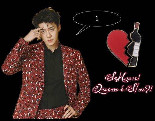 Fanfic / Fanfiction Moon Lovers (Imagine SeHun) - Capítulo 1 - Sehun. Quem é SN?