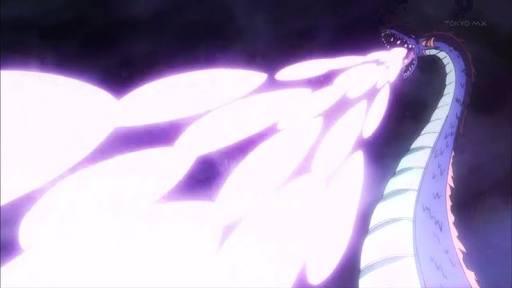 Fanfic / Fanfiction Muttsu no Meiji - A lenda - Capítulo 6 - Perigo de Grande Massa