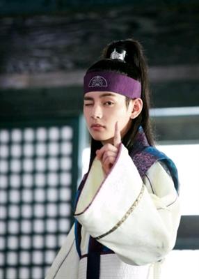 Fanfic / Fanfiction My great king - imagine Kim Taehyung ¹ - Capítulo 4 - Jogo