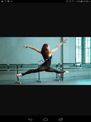 Fanfic / Fanfiction A Bailarina - Capítulo 2 - O começo desta história