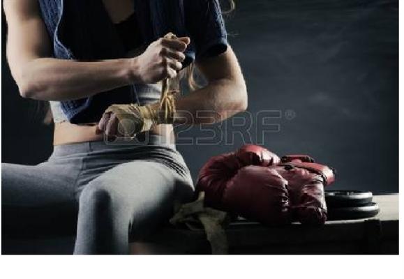 Fanfic / Fanfiction A Caçadora - Capítulo 6 - Hora de treinar