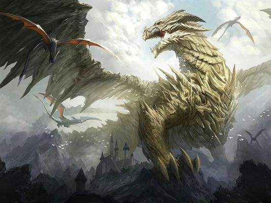 Fanfic / Fanfiction A Lenda De White Stark-O Dragonslayer Puro - Capítulo 1 - Gênesis