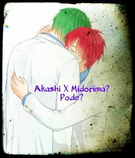 Fanfic / Fanfiction A little crazy - Capítulo 7 - Akashi X Midorima? Pode?