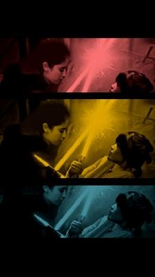 Fanfic / Fanfiction A última Jedi(Camren) - Capítulo 4 - A senadora e a Jedi