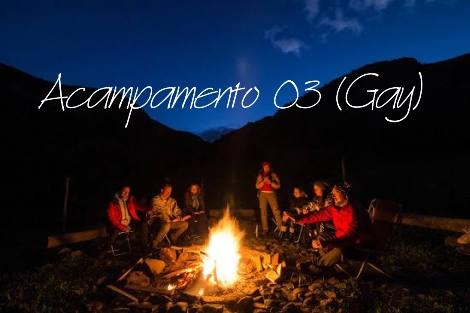 Fanfic / Fanfiction Acampamento (Gay) - Capítulo 3 - Noite maravilhosa