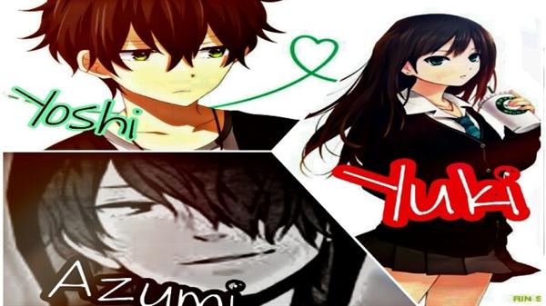 Fanfic / Fanfiction An Anime Love - Capítulo 1 - Conhecendo os personagens